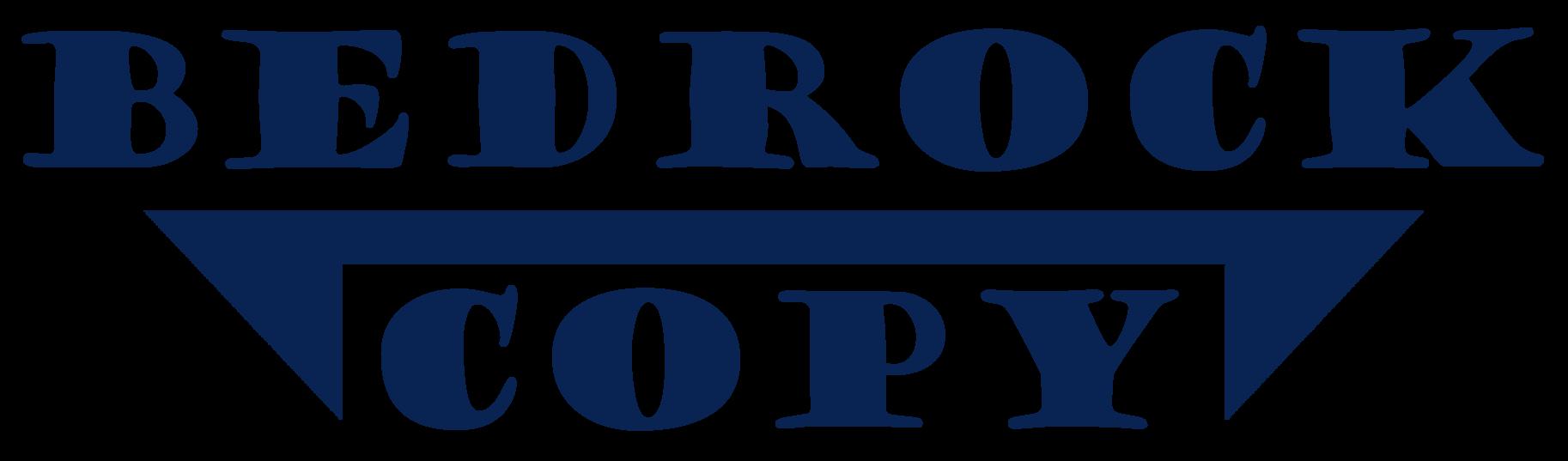 Bedrock Copy